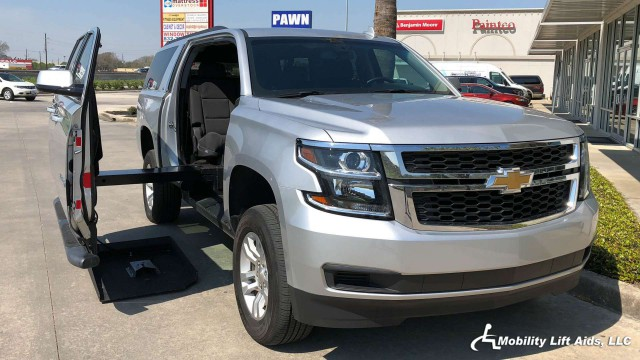 2015 Chevrolet Suburban Mobility SVM Wheelchair truck conversion Wheelchair Van For Sale