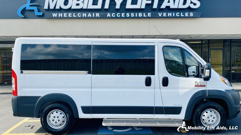 2018 Ram Promaster City  Wheelchair Van For Sale