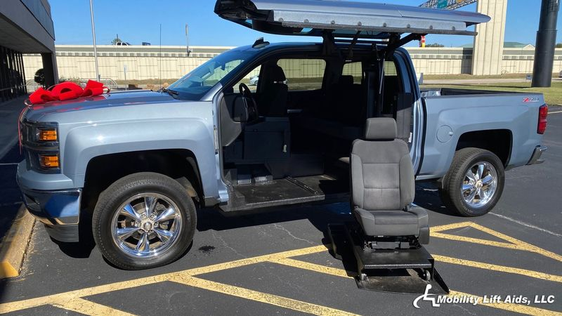 2015 Chevrolet Silverado 1500 undefined Wheelchair Van For Sale